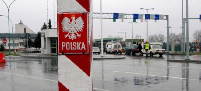 Кордони Польщі закрили до 13 квітня