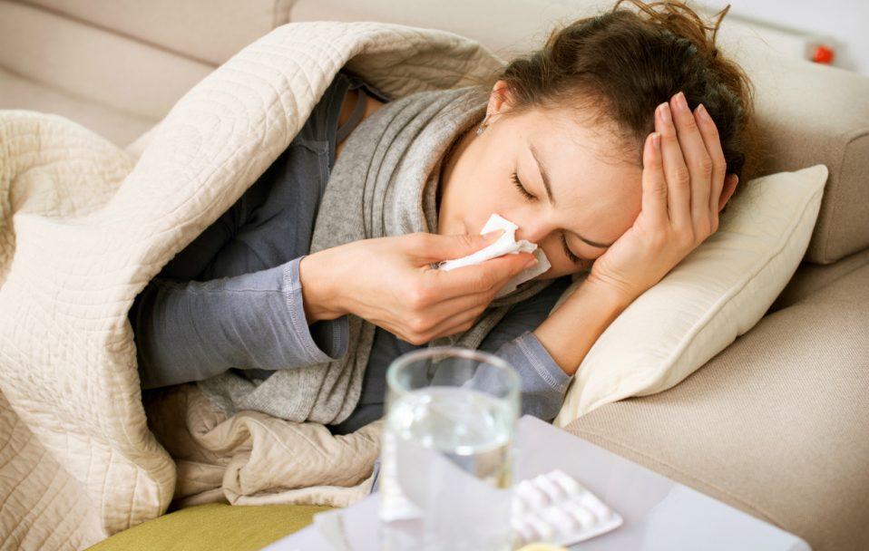 За тиждень в Україні померли від грипу 3 людей