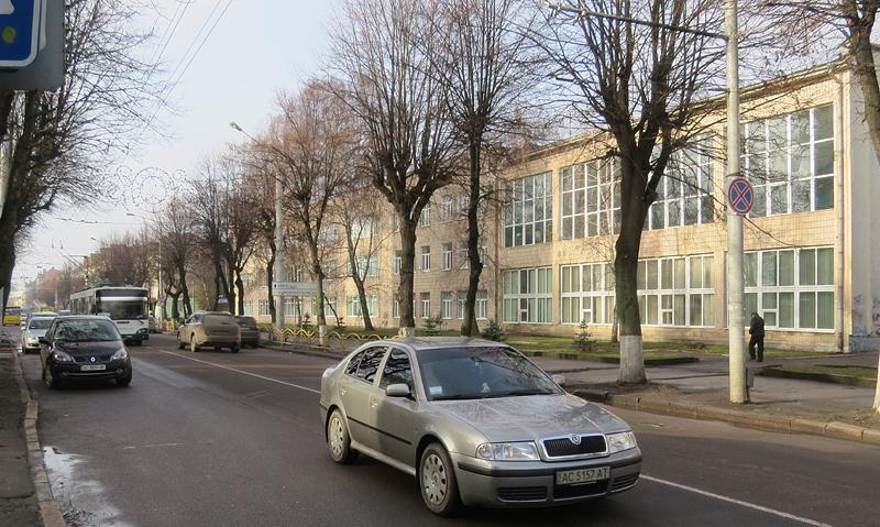 Проспект Волі ремонтуватимуть за 65 160 000 гривень: на що підуть гроші