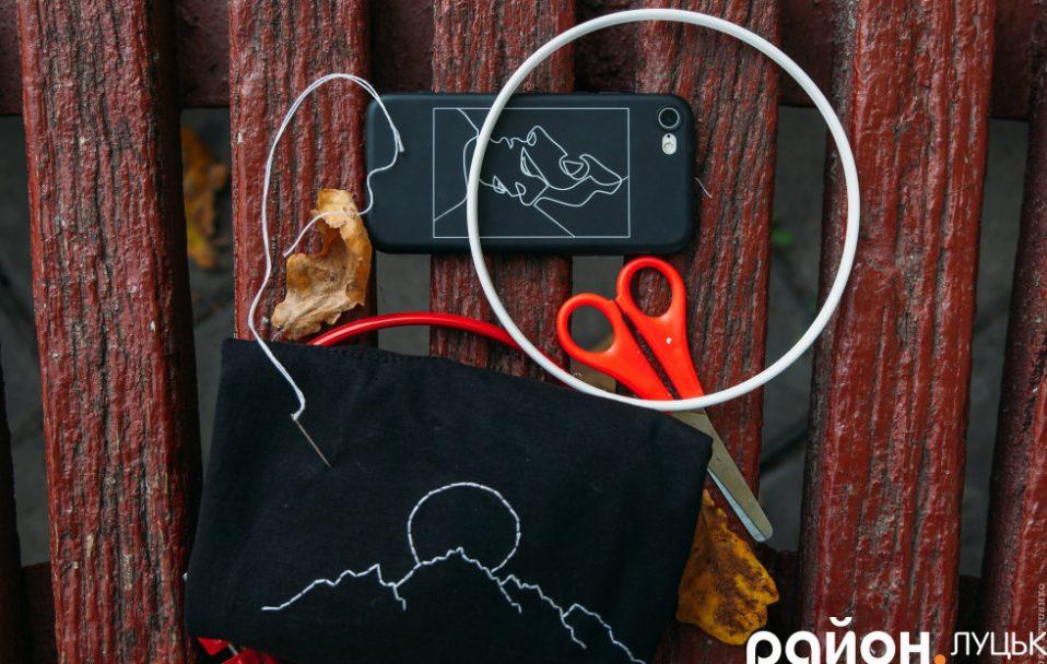 Волинянка заснувала власний бренд вишиваних футболок. ФОТО