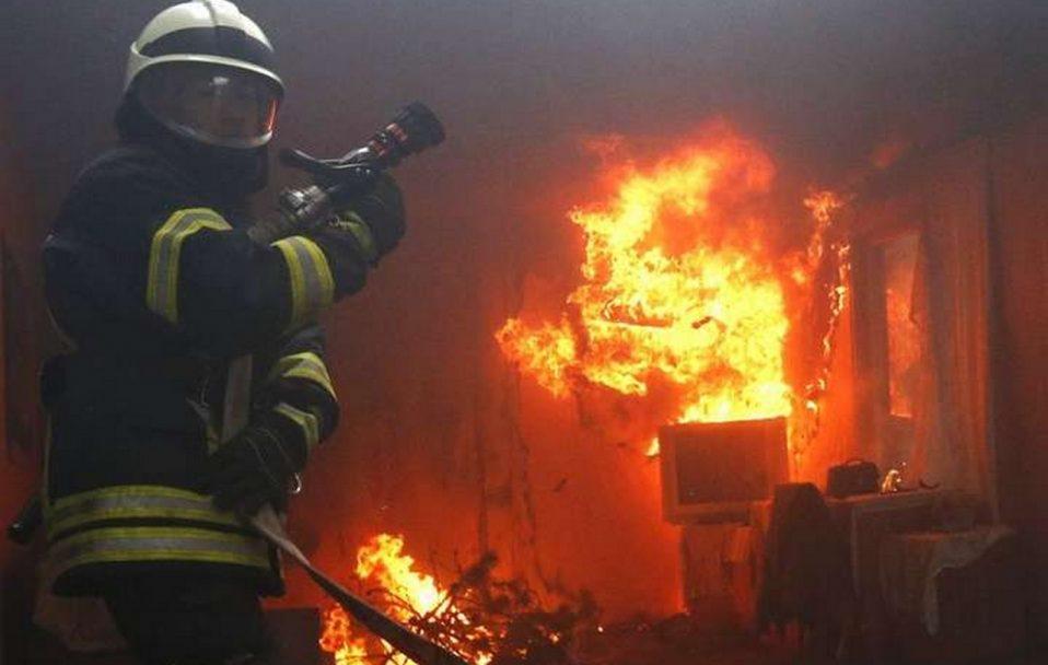 На Волині у пожежі загинув 49-річний чоловік