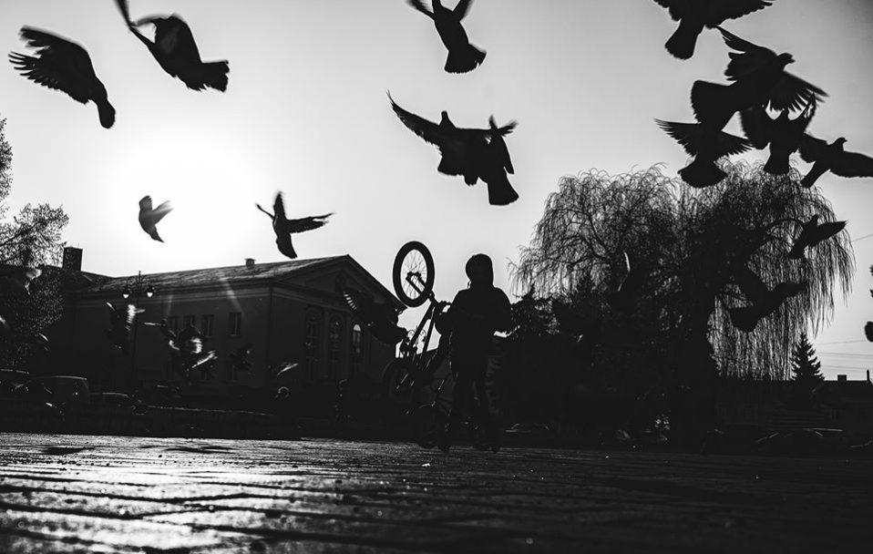 Чорно-білий Луцьк на світлинах відомого фотографа. ФОТО