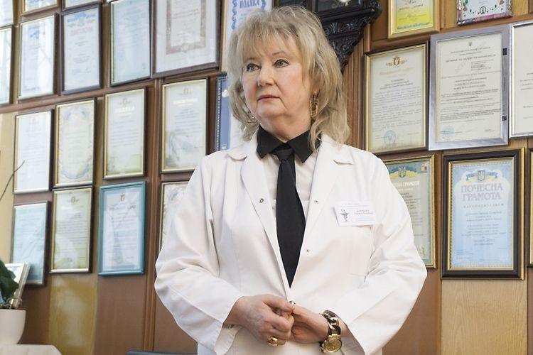 У директорки Луцької міської клінічної лікарні виявили коронавірус
