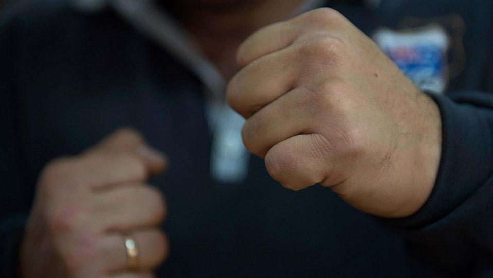 У Луцьку 23-річний чоловік напав на поліцейського