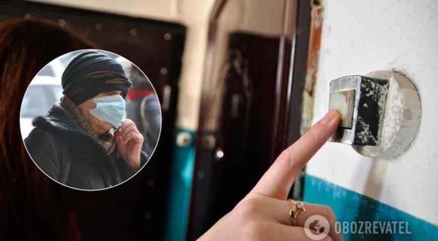 Невідомі в медичних масках проникали в помешкання у Луцьку