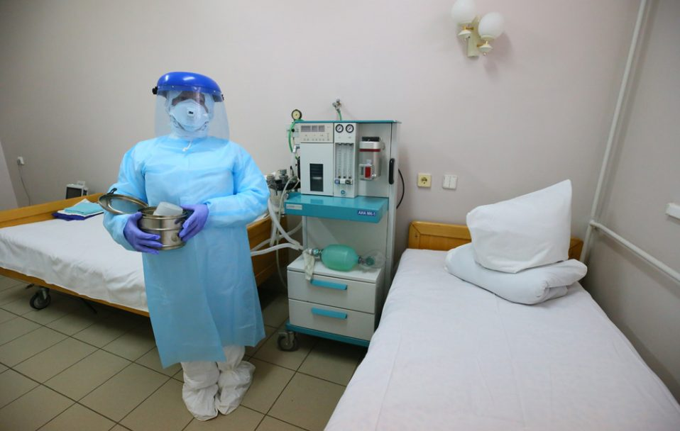 Волинським медикам доплачуватимуть через коронавірус