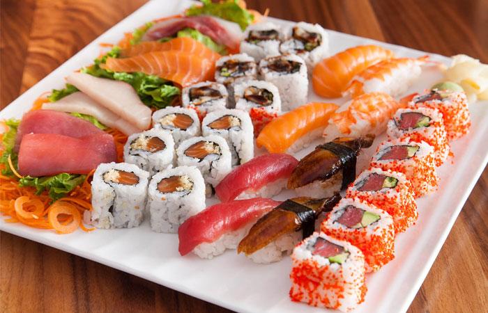 """Що й за скільки у """"Там Тамі"""": обираємо все для приготування суші. ВІДЕО"""