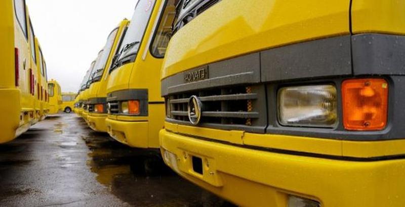 У Луцьку зупиняють роботу всього громадського транспорту