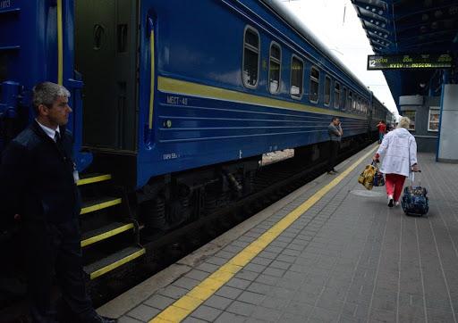 Через коронавірус скасували потяг, що курсував на Волині