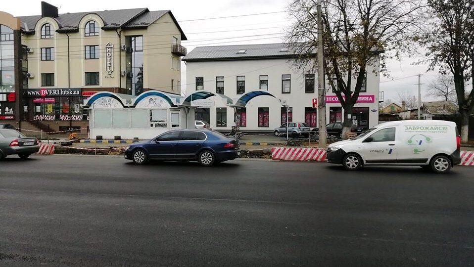У Луцьку на два дні обмежать рух на Рівненській