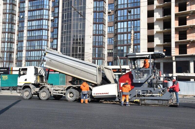 Коли закінчать ремонтувати дорогу на Рівненській у Луцьку