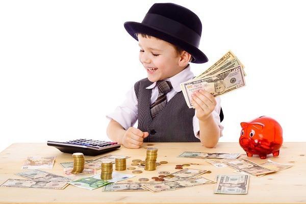 Наймолодшому українському мільйонерові – 7 років