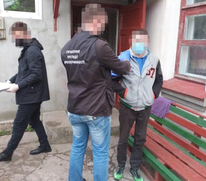 На Волині зловили групу наркоторговців. ФОТО