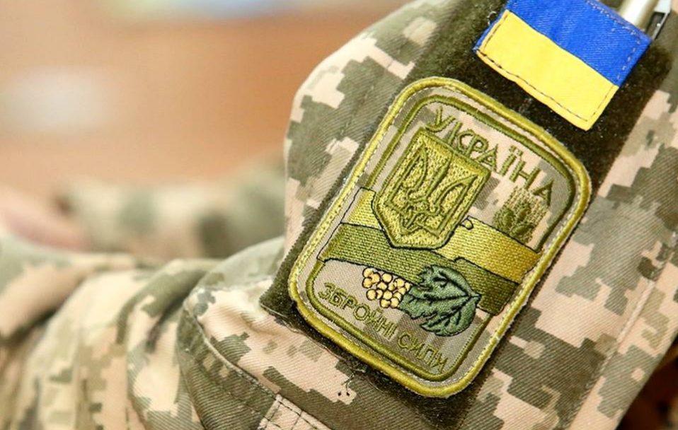На Донеччині під час навчань підірвався військовослужбовець