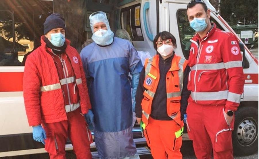 Як допомагають українські медики в Італії. ВІДЕО