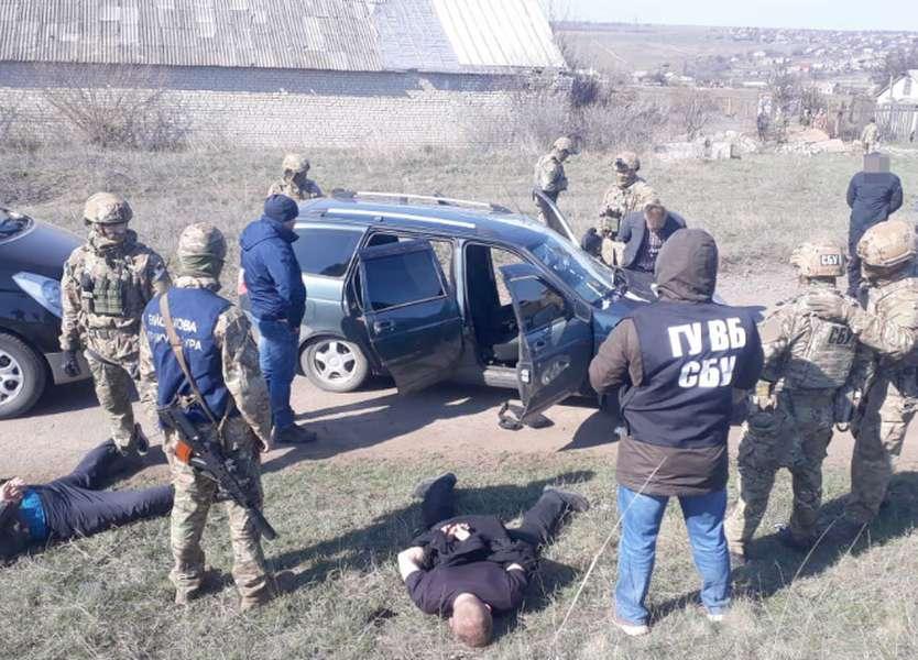 Підполковника СБУ з Волині затримали за фінансування тероризму у великих розмірах. ФОТО