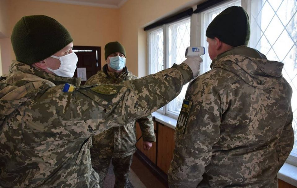 У Збройних силах України вже 7 випадків коронавірусу, один – летальний