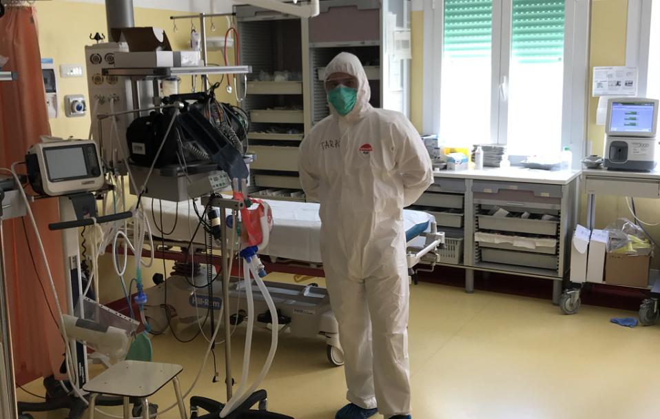 Лікар з Луцька, який працює в Італії, розповів, як там борються з коронавірусом
