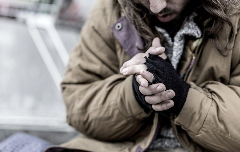 У Києві знайшли безхатька з Луцька: просять упізнати