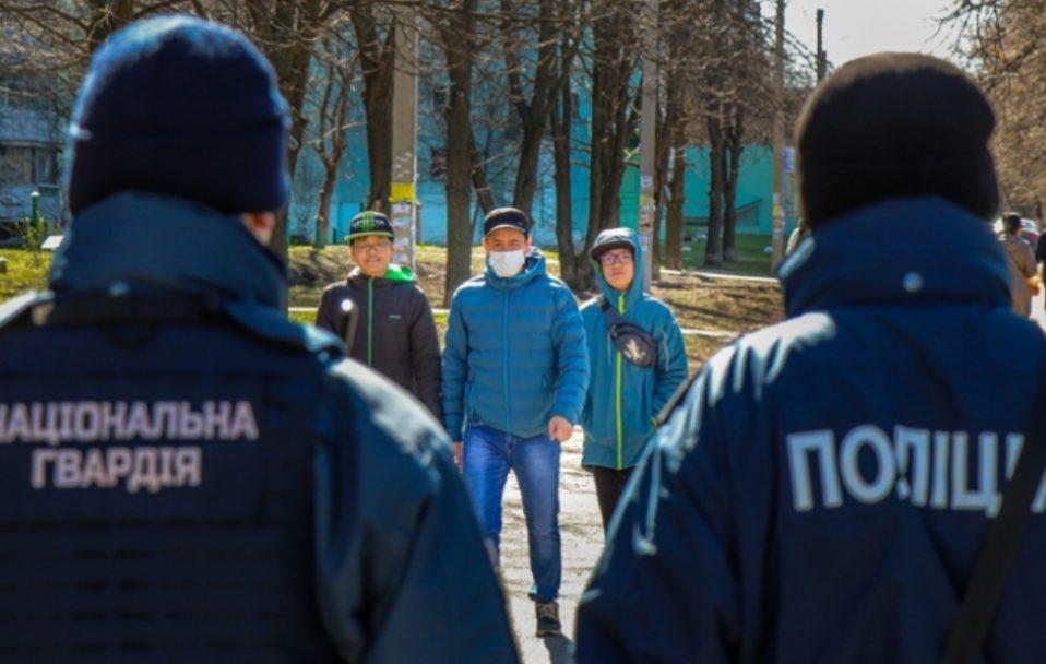На Великдень у Волинській області діятиме  режим обмеження пересування