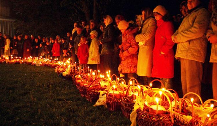 Великдень на карантині: як в Україні святитимуть паски