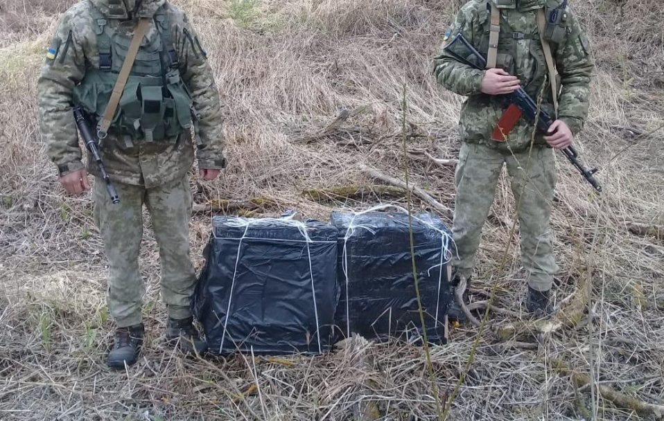 Довелося стріляти: на Волині ловили контрабандистів. ФОТО