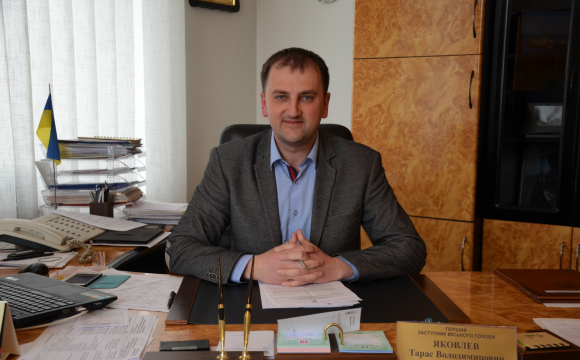 Тарас Яковлев покинув посаду голови Луцької РДА