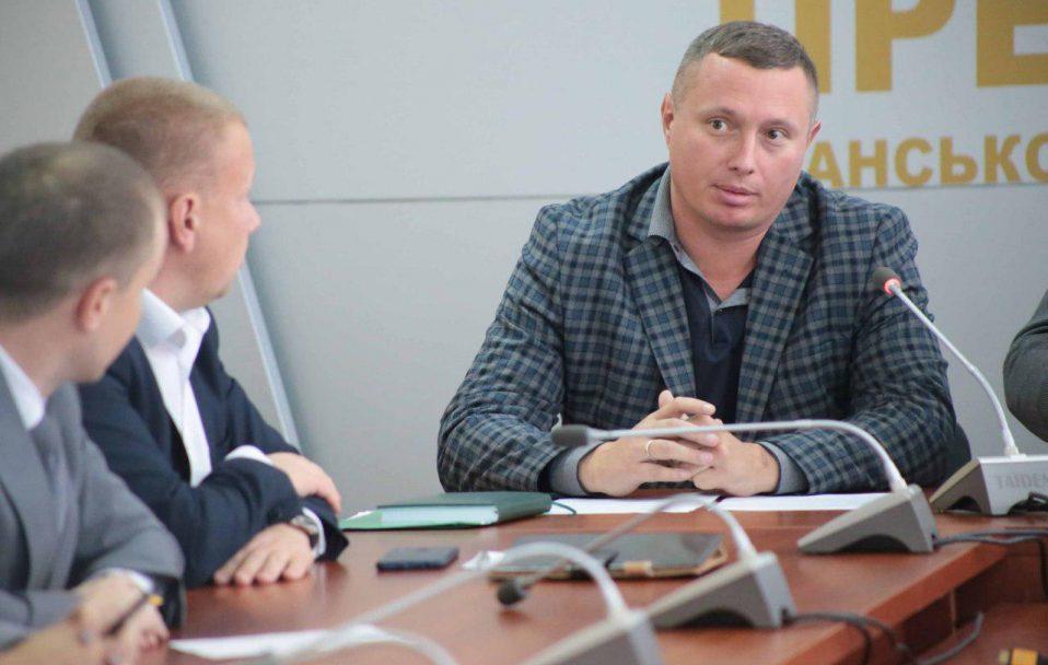 """""""Випадкова помилка статистів"""", – Погуляйко прокоментував """"червону"""" зону в Луцьку"""