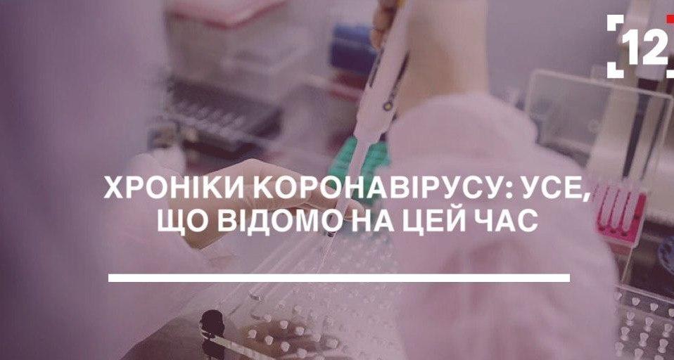 Хроніки коронавірусу: усе, що відомо на цей час. 25 травня