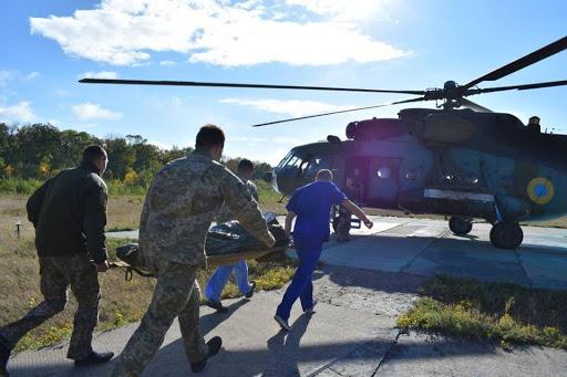 В Україні з'явилися аеромедичні бригади для госпіталізації важкохворих
