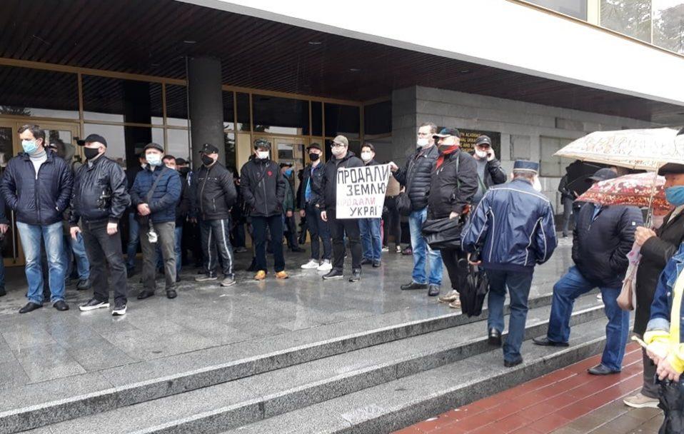 Луцьк долучився до всеукраїнської акції #СтопРеванш. ФОТО