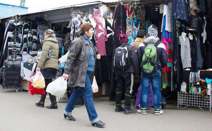 З 19 травня у Луцьку повністю запрацює Центральний ринок