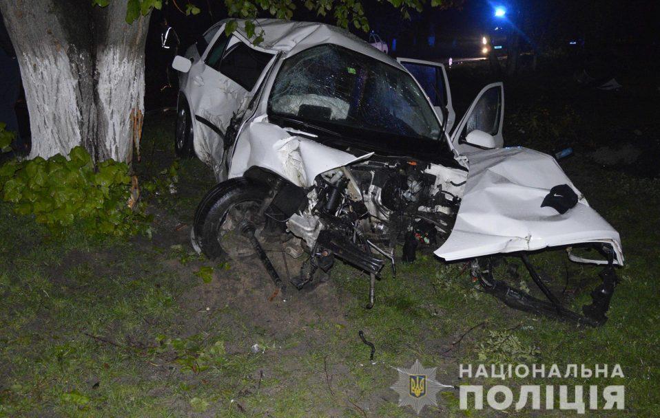 Смертельна ДТП на Волині: загинув 25-річний чоловік. ФОТО