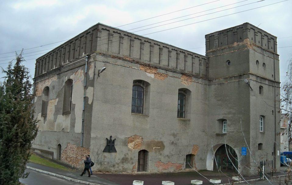 Спецтема | Луцька синагога