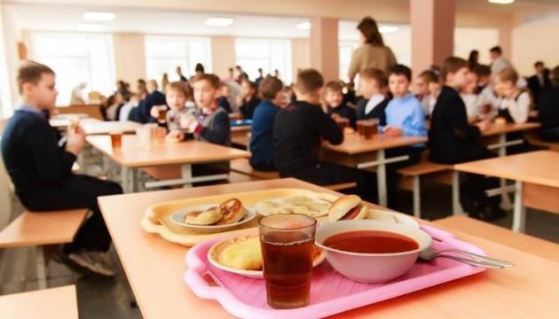 У 58 Волинських школах відремонтують їдальні