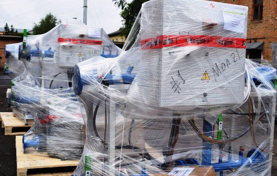 Економія на опаленні до 50%: до Луцька привезли другу партію теплових лічильників. ФОТО