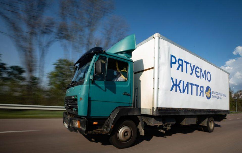 Українські медики отримали від благодійників 115 тисяч медичних костюмів