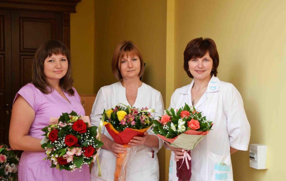 Олександр Дудар привітав волинських медсестер з професійним святом