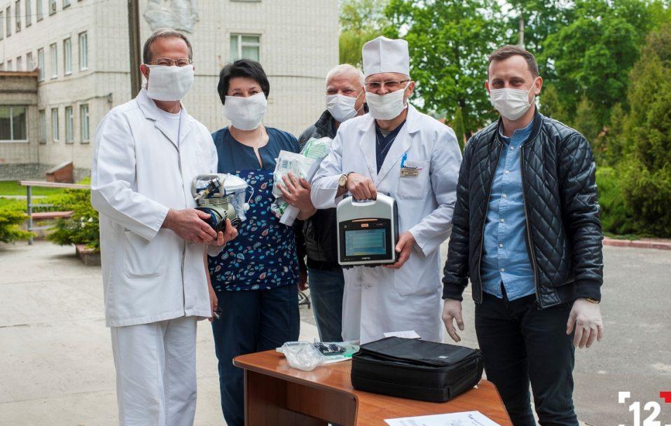 «Як в Ізраїлі»: волинські медзаклади отримали сучасне обладнання від нардепа Степана Івахіва. ФОТО