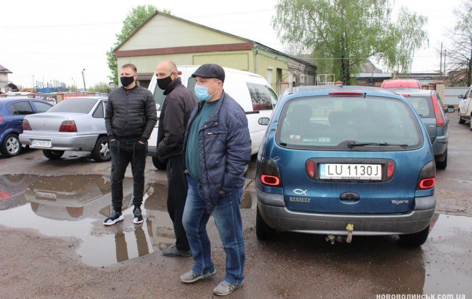 Гірники копальні №9 у Нововолинську протестують через звільнення директора