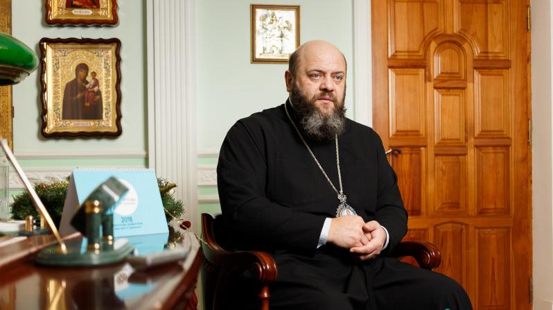 Митрополит Михаїл відзначив своє 54-річчя. ФОТО
