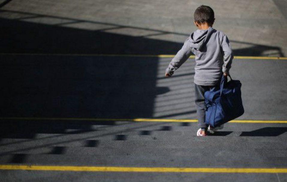 На Волині шукали 8-річного хлопчика, який втік з дому. ФОТО