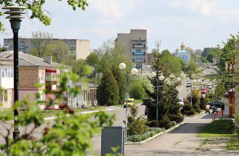 Горохову – 780 років: показали місто з висоти пташиного польоту. ВІДЕО