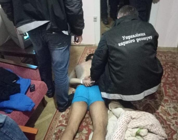 У Луцьку зловили чоловіка, якого підозрюють у вбивстві