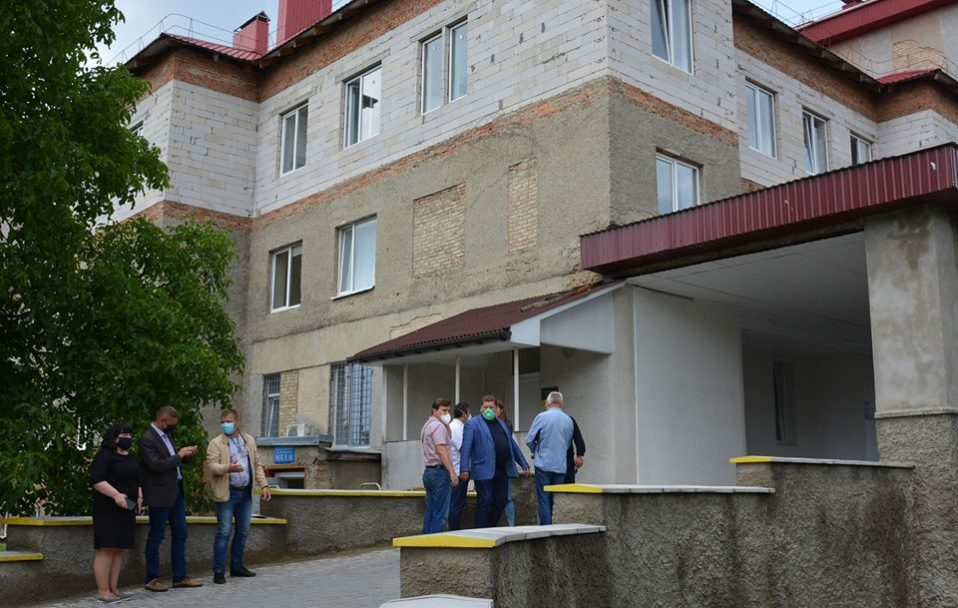 Як у Луцьку відремонтували фтизіопульмонологічний медцентр. ФОТО