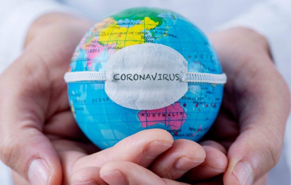"""Через високу захворюваність на коронавірус Україна потрапила до """"червоної зони"""""""