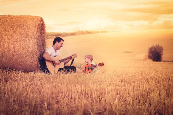 Тату, ти – найкращий, – відомі волиняни вітали з Днем Батька. ФОТО