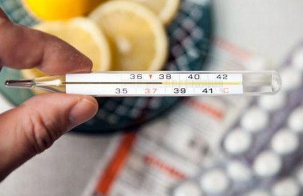 За добу в Луцьку діагностували 127 випадків грипу/ГРВІ