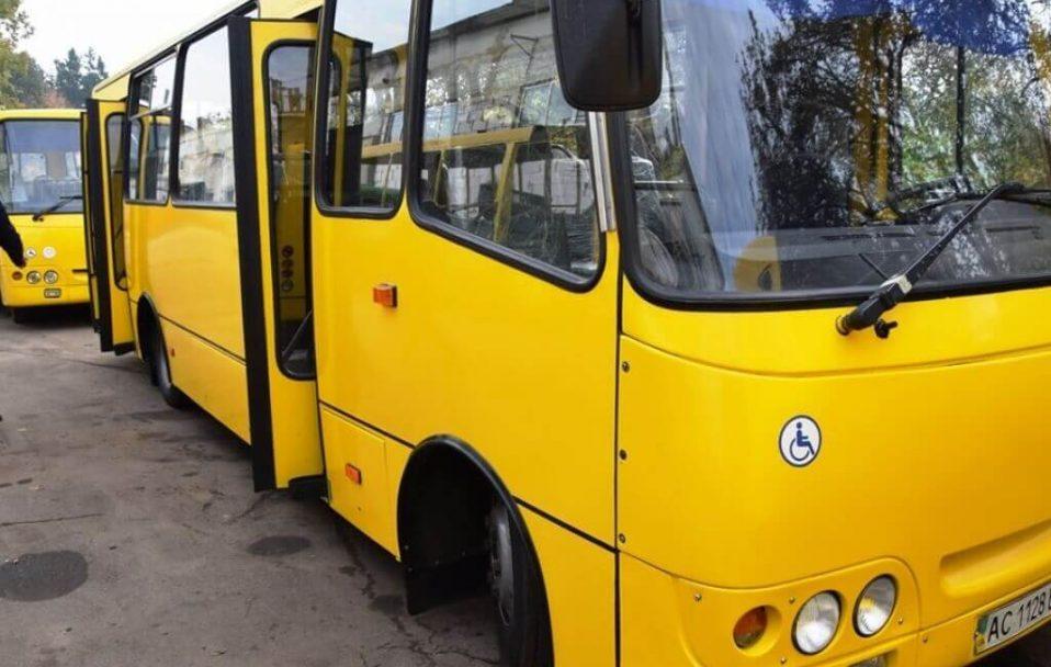 Які порушення знайшли у громадському транспорті Луцька