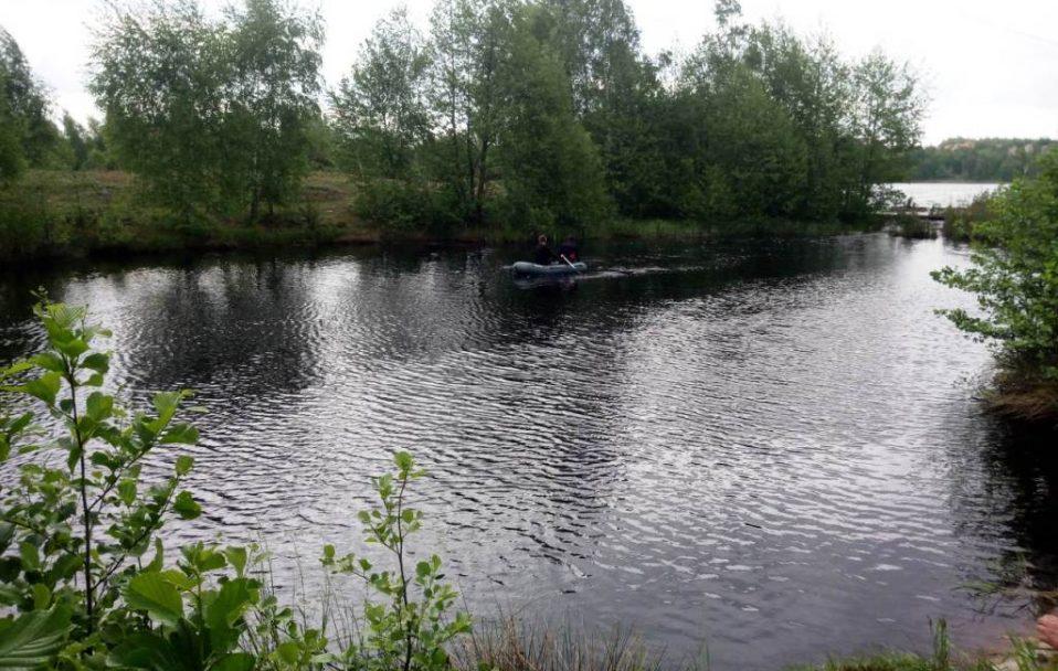 На Волині у озері втопився 18-річний хлопець